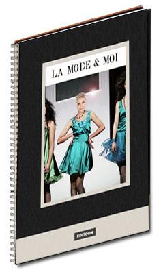 offrez lui son livre de mode personnalis mabd fr. Black Bedroom Furniture Sets. Home Design Ideas